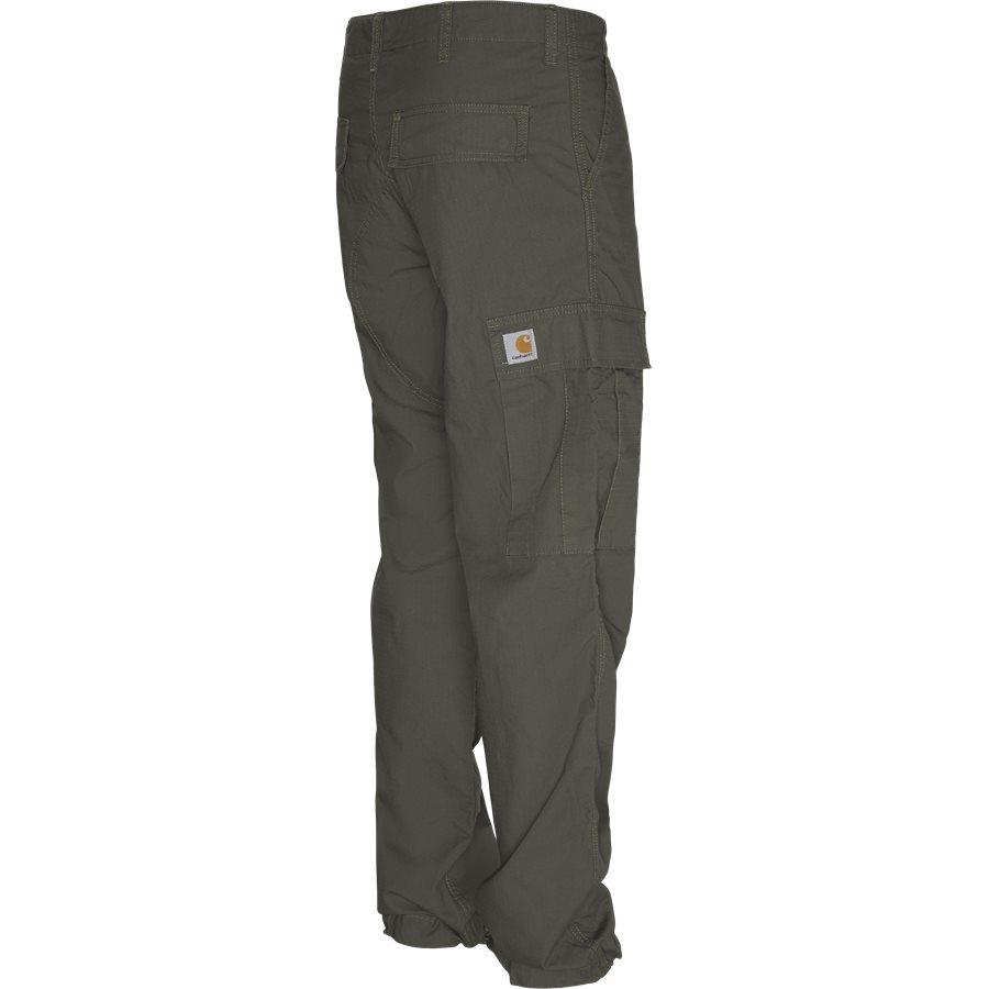 REGULAR CARGO PANT-I015875 - Cargo Pants - Bukser - Regular - MOOR RINSED - 3